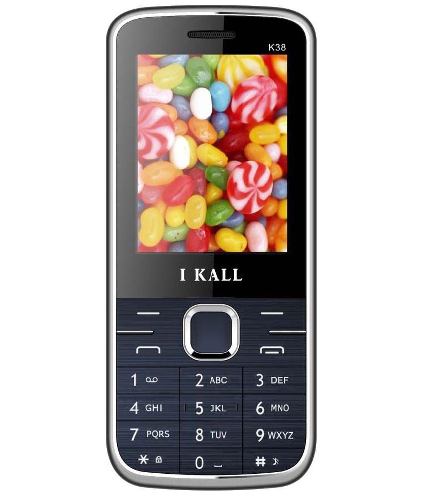 I Kall K 38 Below 256 MB Blue