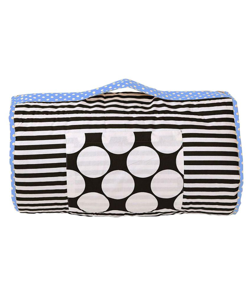 Bacati Multicolour Nap Mat Baby Blanket/Baby Swaddle/Baby Wrap
