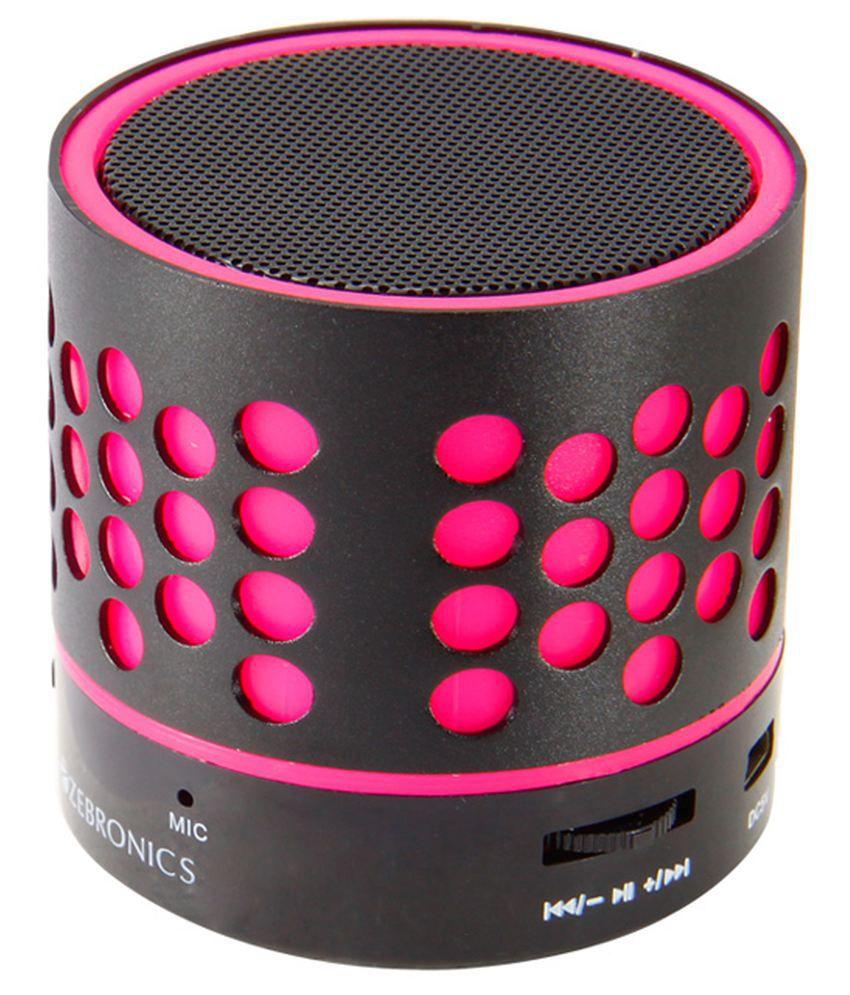 Zebronics Dot Bluetooth Speaker - Buy Zebronics Dot