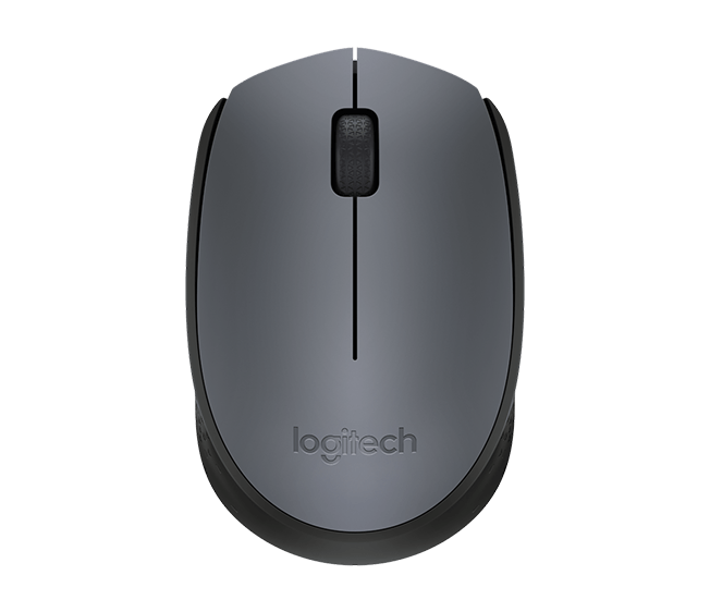 Logitech M171 Wireless Mouse Grey