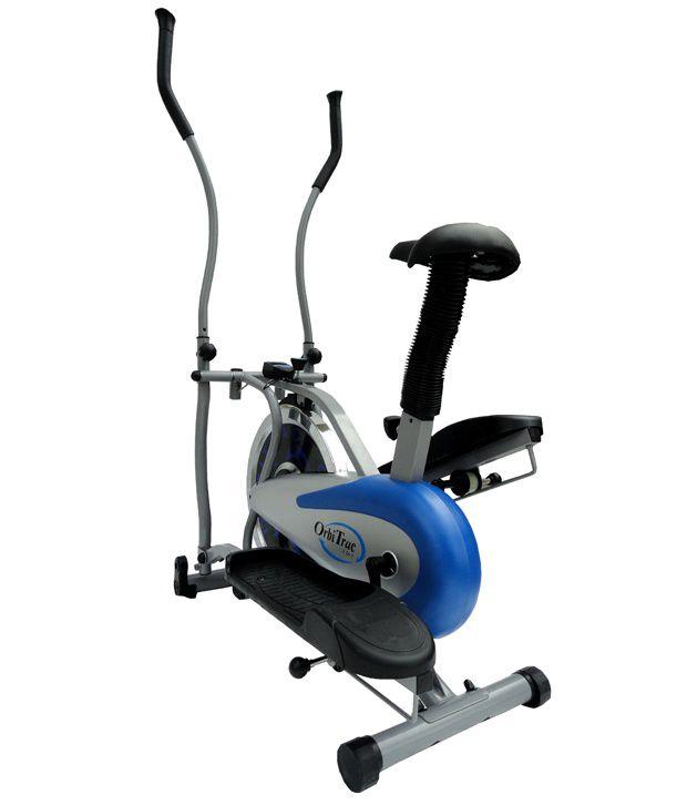 Orbitrac Elliptical Bike Manual: KOBO Exercise Cycle Cum Home Gym Cardio Abdominal Cross