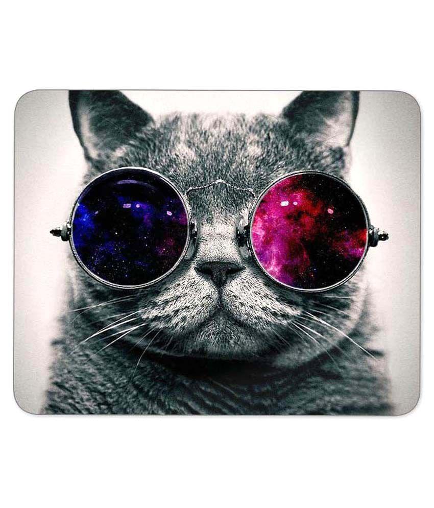 Digiclan Hip Hop Cat Mouse Pad 6 Color Dye Sublimation Buy