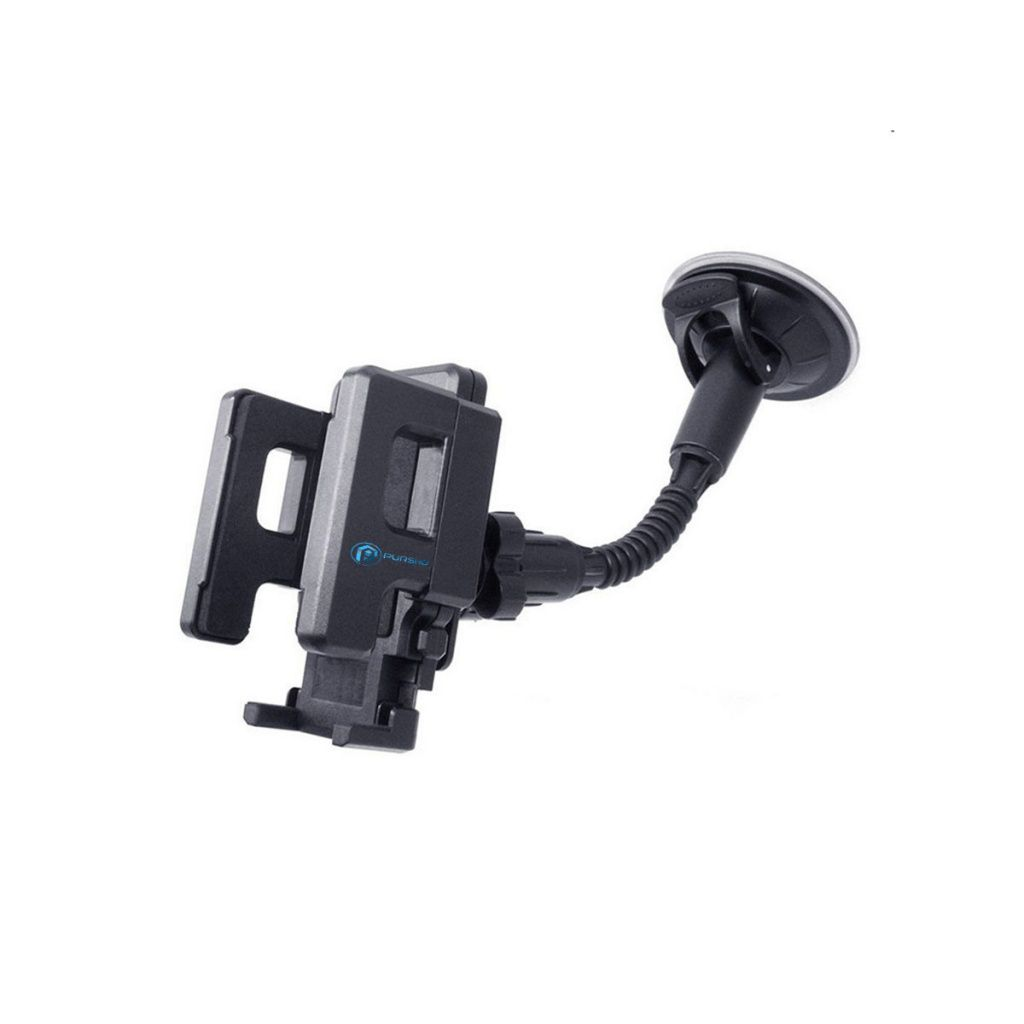 Pursho Car Mobile Holder - Black: Buy Pursho Car Mobile Holder ...