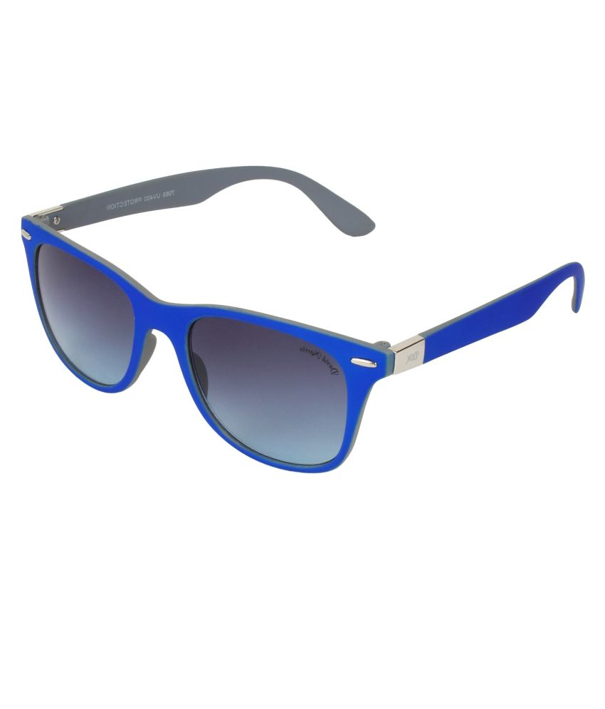 b97b885480c0e David Martin Gray Wayfarer Sunglasses - Buy David Martin Gray Wayfarer Sunglasses  Online at Low Price - Snapdeal