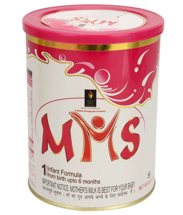 MMS 1 Infant Formula from Birth Upto 6 Months - 400 g
