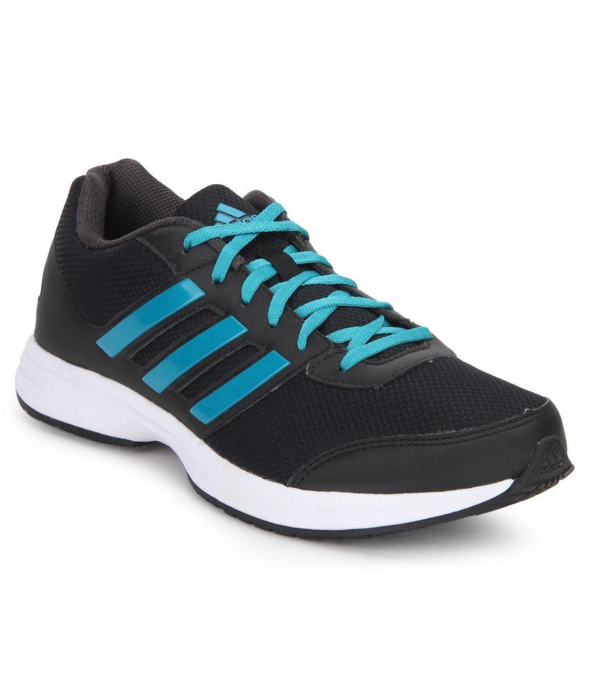 Adidas Ezar 3.0 Black Running Sports Shoes ...