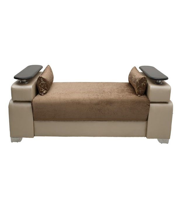 Zan Chenille Two Seater Sofa