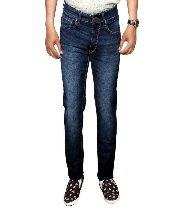 Levi's Red Tap Blue Slim Fit Jeans
