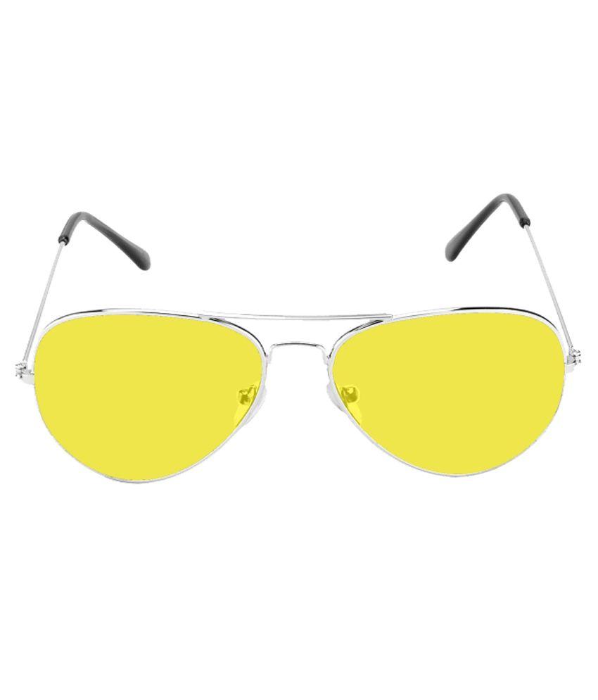61b5e2895bf2 Ochila Yellow Aviator Sunglasses Ochila Yellow Aviator Sunglasses ...