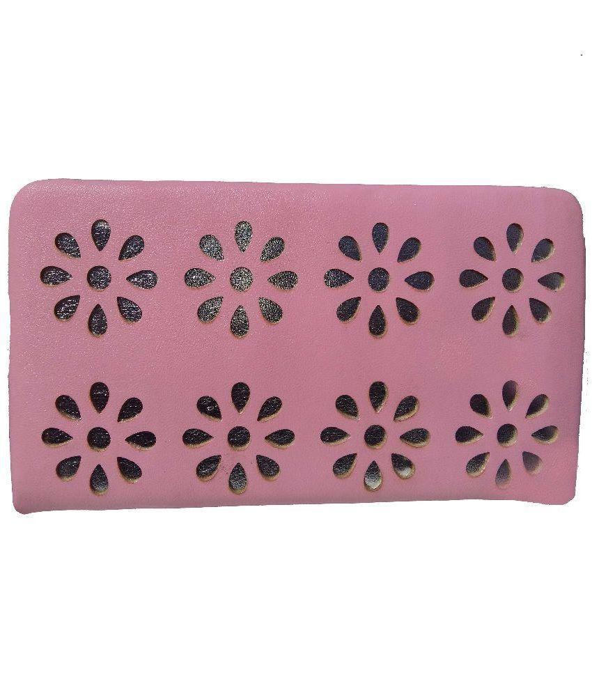 Surmount Pink Wallet