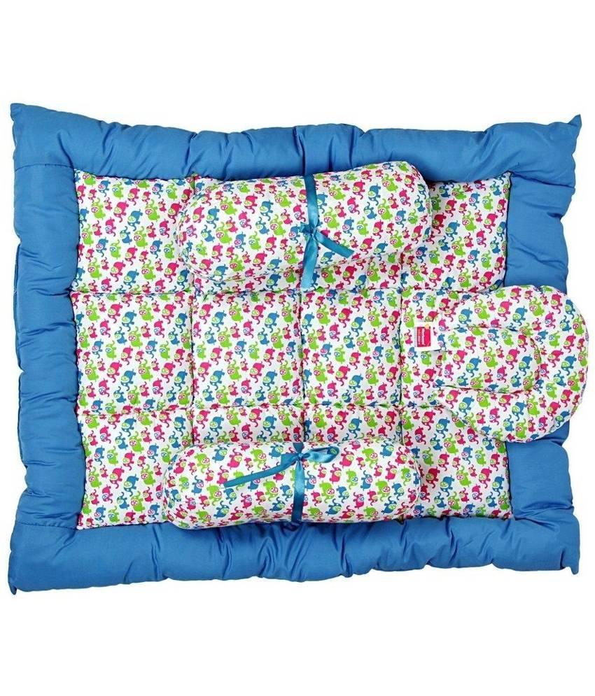 Morisons Baby Dreams Multicolour Cotton Baby Bed Set baby ...