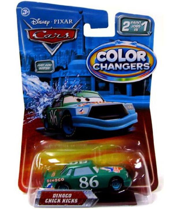 Disney Pixar Cars Movie 155 Die Cast Cars Color Changers Dinoco