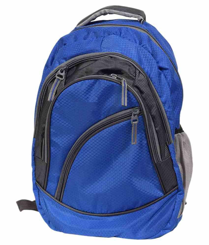 FIPPLE Blue Canvas Laptop Bag For Acer Laptops