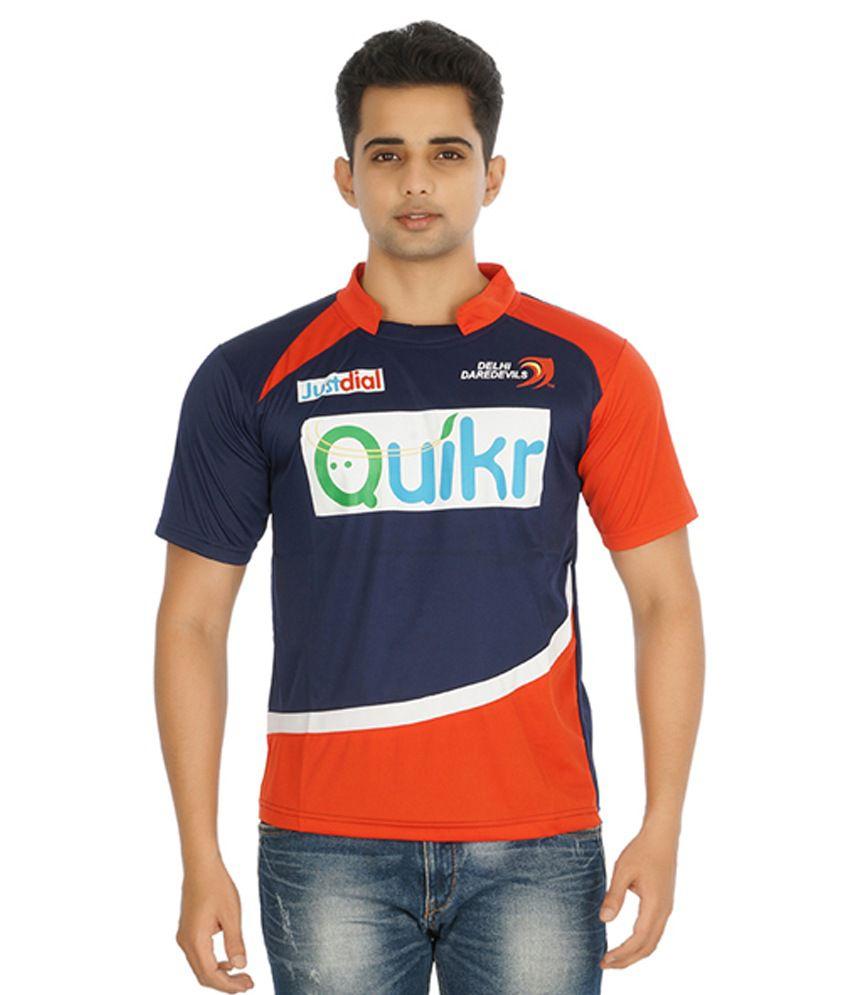 Delhi Team Cricket Jersey