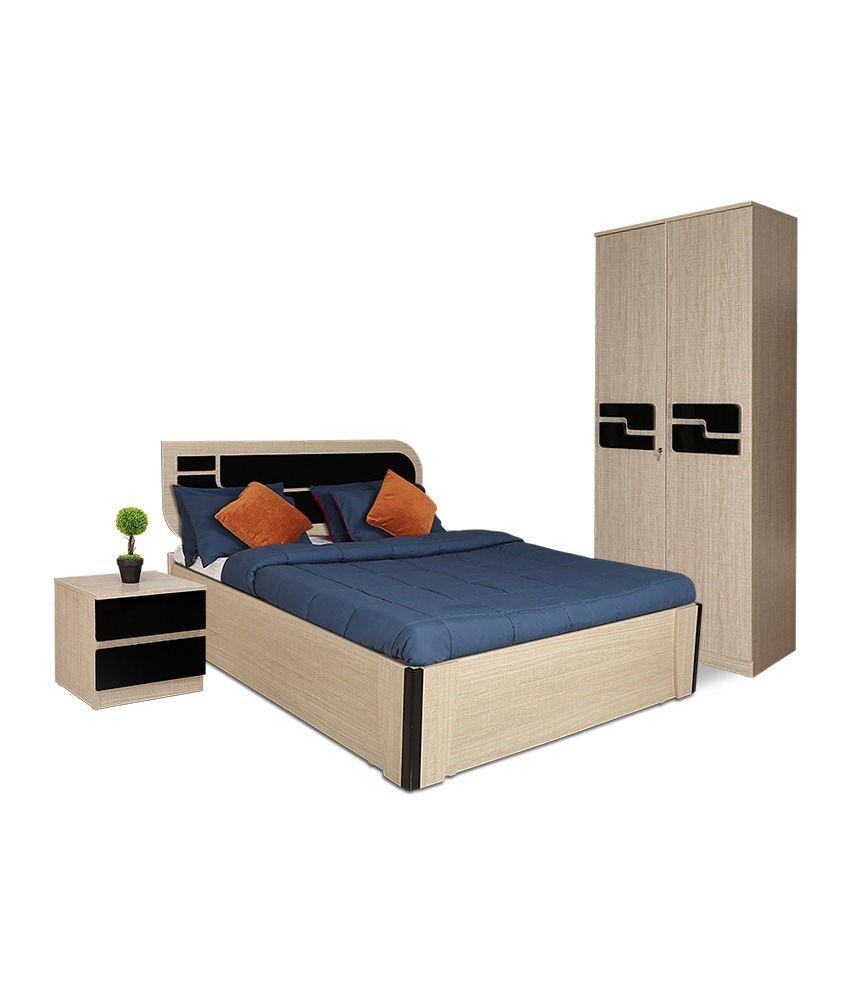 crystal furnitech crimson manual lift storage queen bedroom set rh snapdeal com