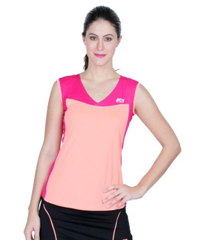 Vector X Solid Women's V-neck T-Shirt