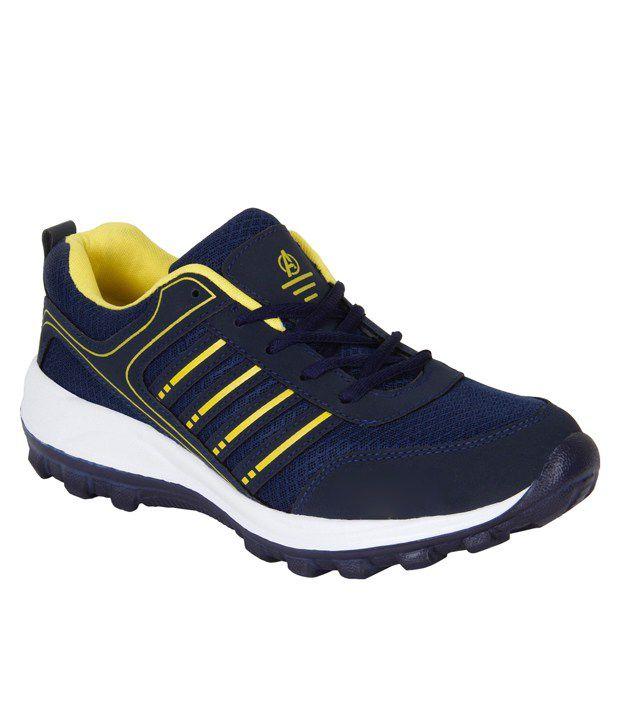 Aero Yellow Sport Shoes