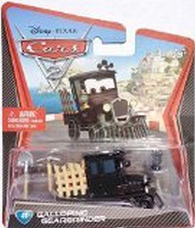 Disney Pixar Cars 2 Movie Galloping Geargrinder 1 55 Die