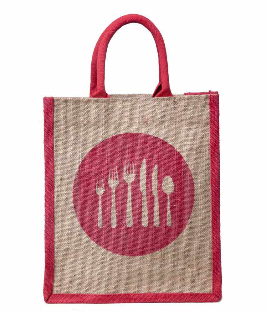 H&B Pink Lunch Bags