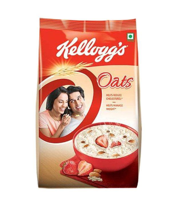 kellogg oats 500 gm