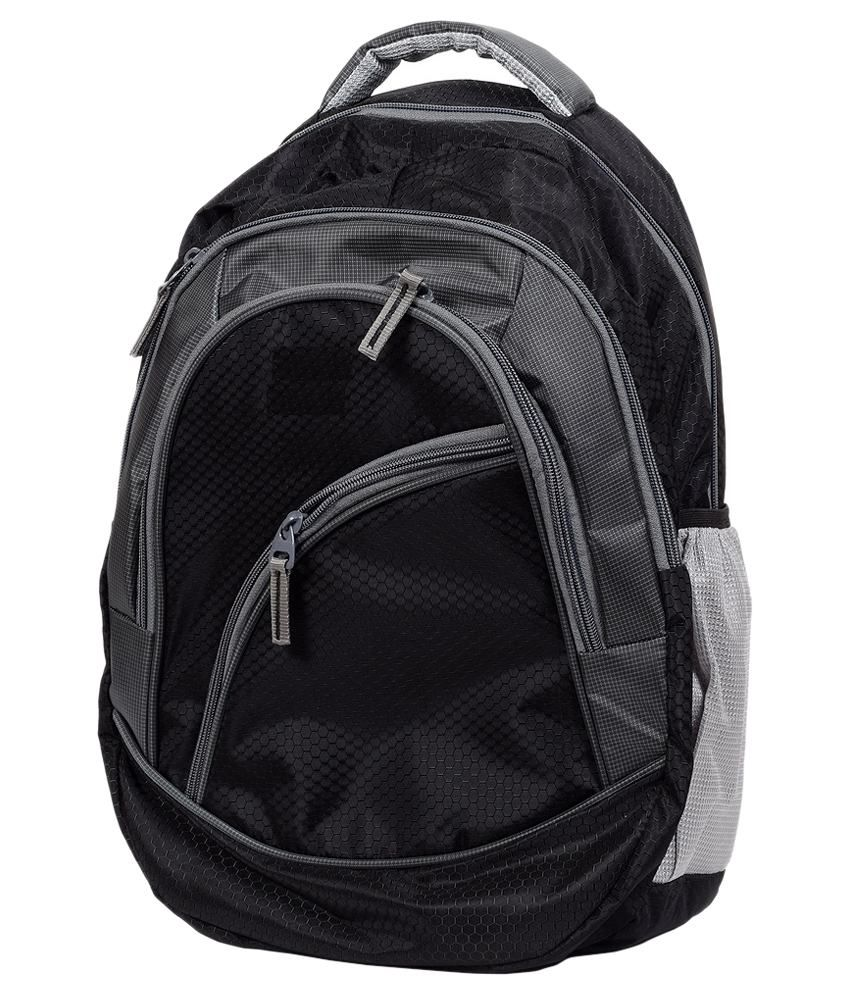 Premium Black Canvas Bag For Asus Laptops