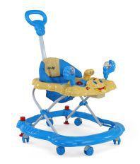 Luv Lap Sunshine Baby Walker Blue - 18126