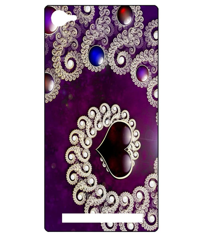 Case Design printed phone case : Printed Covers by Ganesham - Buy Reliance Jio Lyf Wind 6 Printed ...