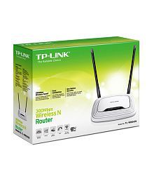 TP-LINK TL-WR841N 300Mbps Wireless N RouterWireless Routers Without Modem