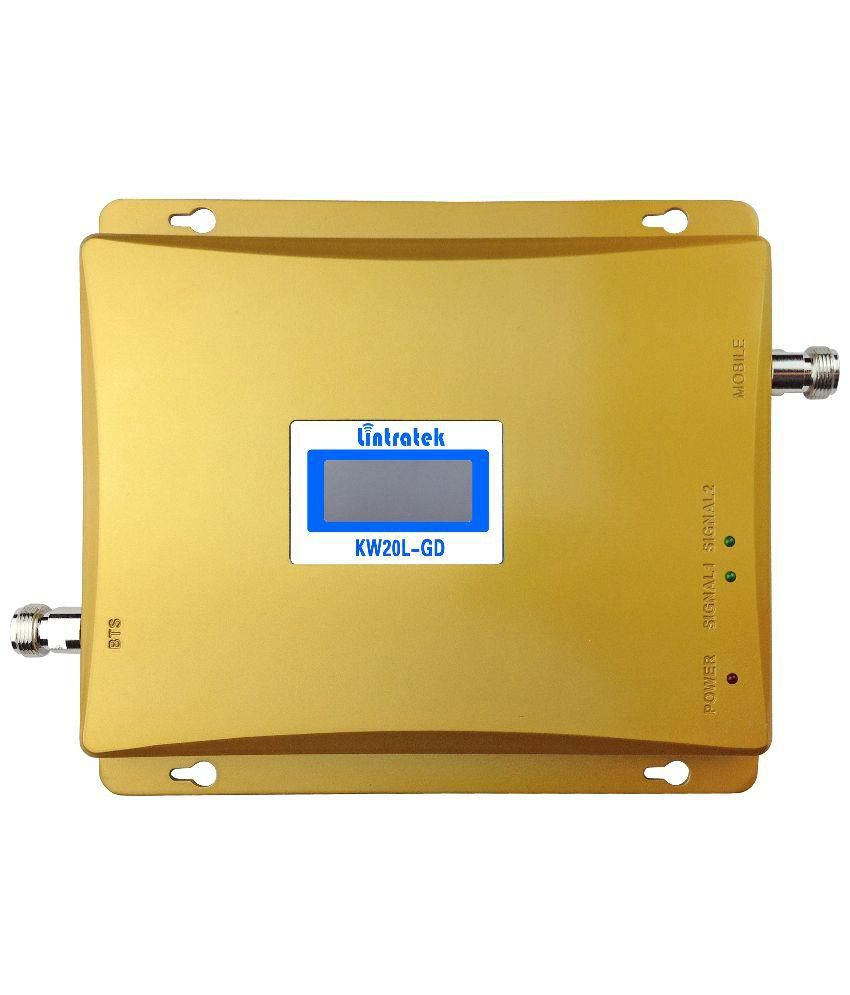 900-1800Mhz GSM LCD Screen Repeater