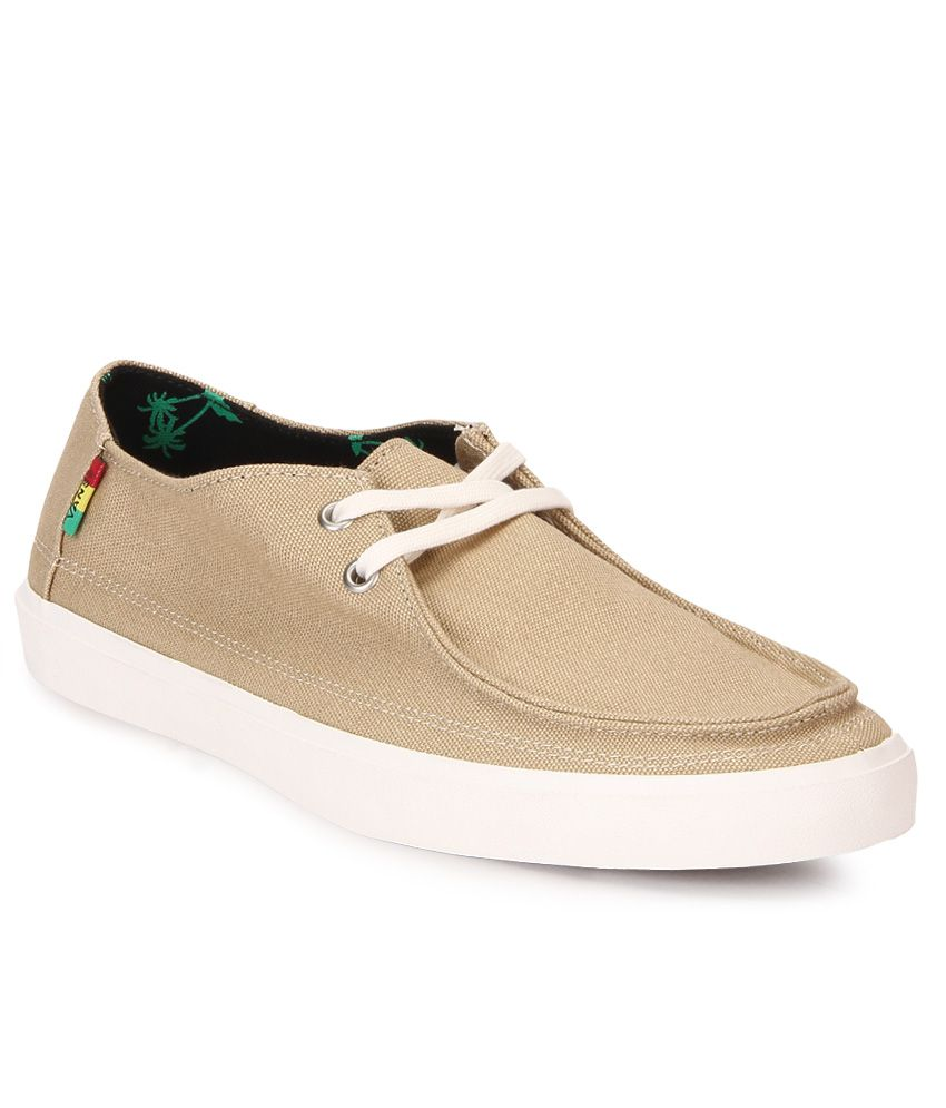 sports shoes 441b4 b002a Vans Rata Vulc Sf Khaki Canvas Casual Shoes - Buy Vans Rata Vulc Sf Khaki  Canvas Casual Shoes Online at Best Prices in India on Snapdeal