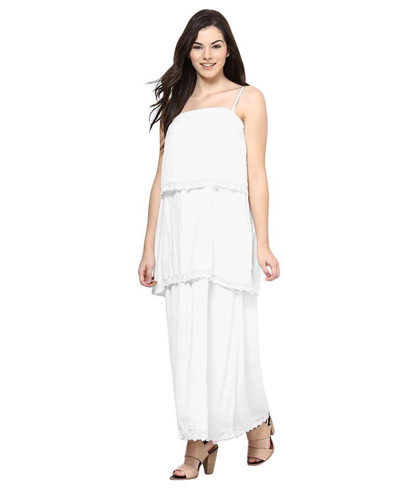 vero moda white maxi dress buy vero moda white maxi. Black Bedroom Furniture Sets. Home Design Ideas