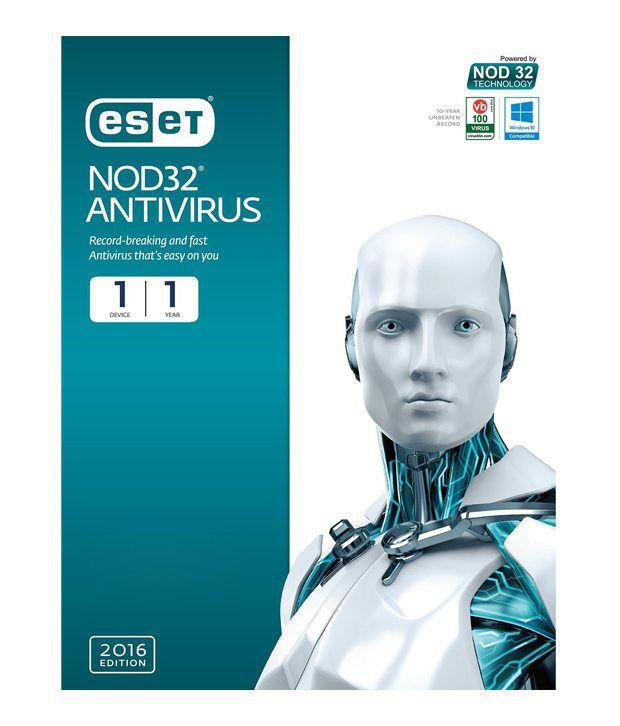 Eset Antivirus Latest 1 Pc 1 Year Buy Eset Antivirus