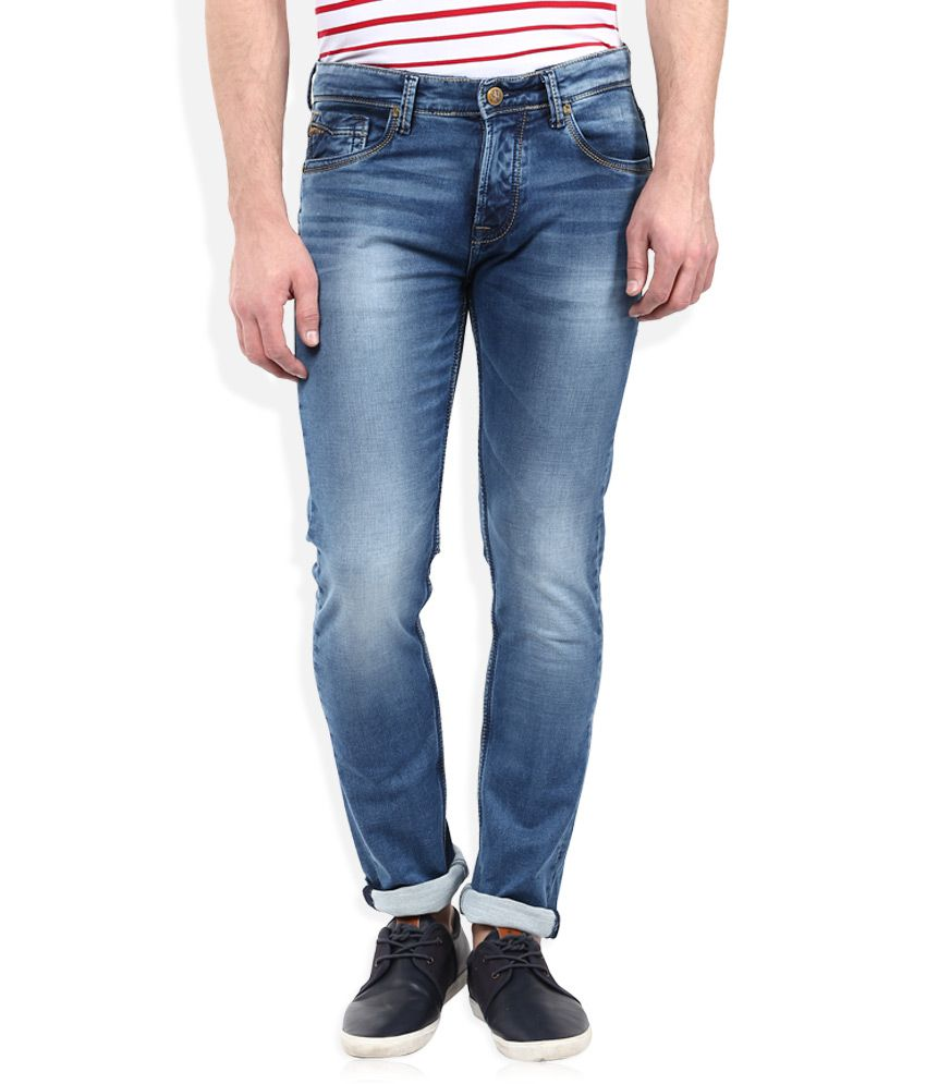Killer Blue Skinny Fit Jeans