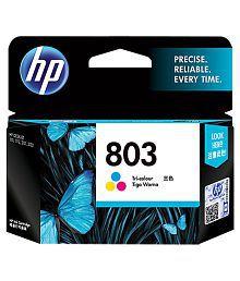 HP 803 Tri-color Original Ink Cartridge for HP Deskjet 1112 For HP 1112, HP 2131, HP 2132