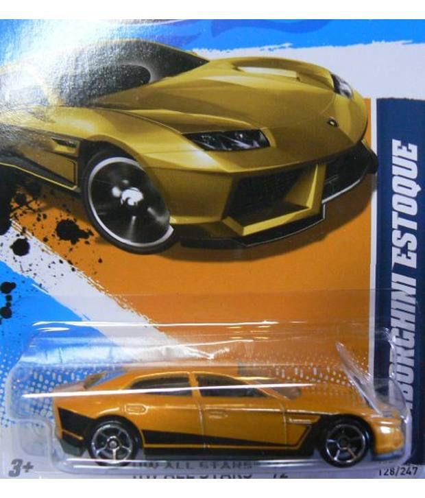 Hot Wheels Lamborghini Estoque ...