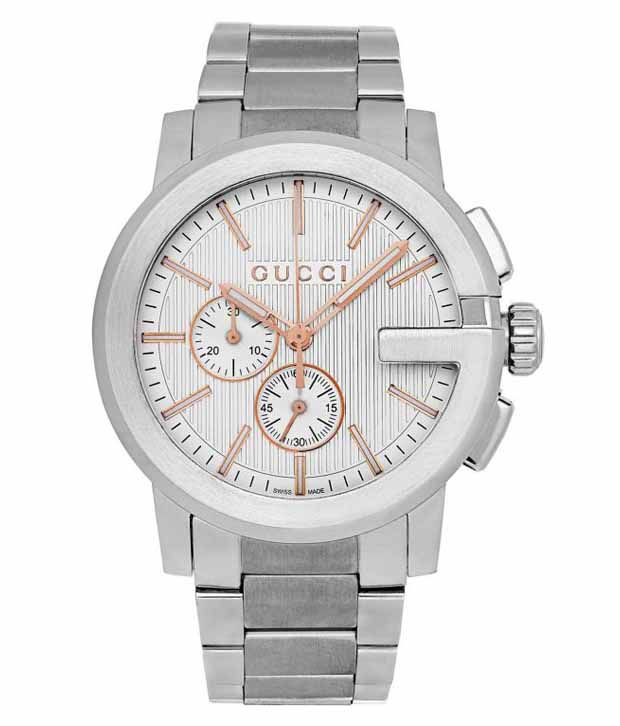 379406ab77a Gucci YA101201 G-Chrono Collection Watch for Men - Buy Gucci YA101201  G-Chrono Collection Watch for Men Online at Best Prices in India on Snapdeal