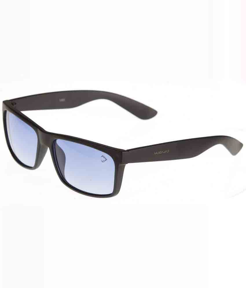 1514c0f541d Caladium Blue Rectangle Sunglasses ( MM-CAL-001-Black ) - Buy Caladium Blue Rectangle  Sunglasses ( MM-CAL-001-Black ) Online at Low Price - Snapdeal
