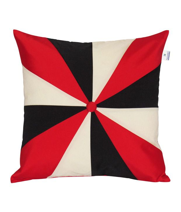 Hemden Multicolor Polyester Cushion Cover