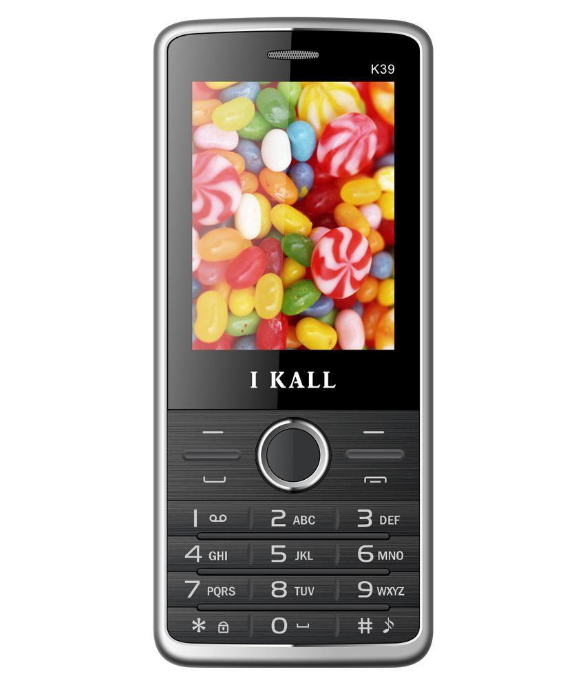 I Kall K39 ( Below 256 MB , Black )