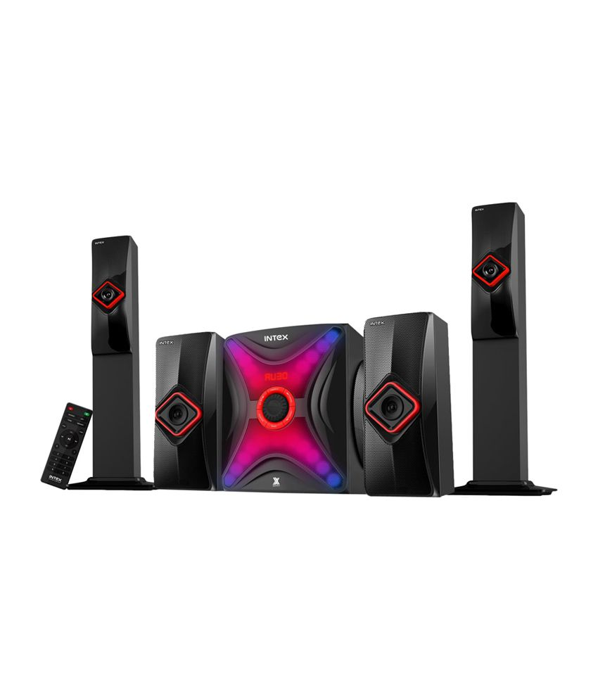 Buy Intex It Star 14000 Suf 4 1 Speaker System Online At Best Price In India Snapdeal