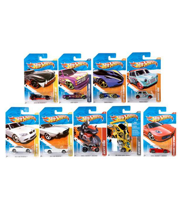 hot wheels basic car assortment quantity 1