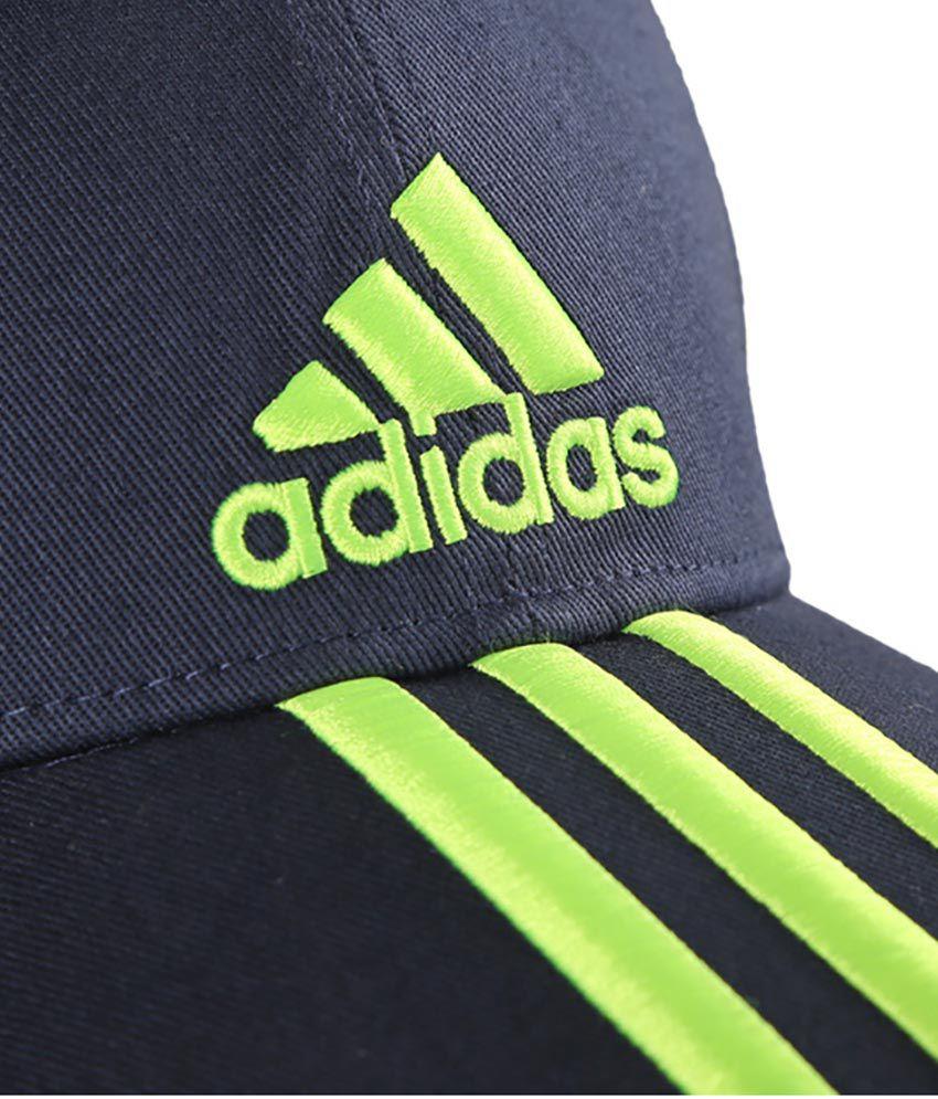 Adidas Black Training Unisex Cap
