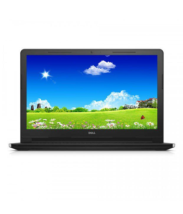 Dell Inspiron 3558 Notebook (5th Gen Intel Core i3- 4GB RAM- 1TB HDD- 39.62 cm(15.6)- Ubuntu) (Black) By Snapdeal @ Rs.25,799
