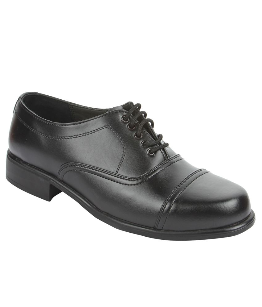 Liberty Black Oxfords Formal Shoes