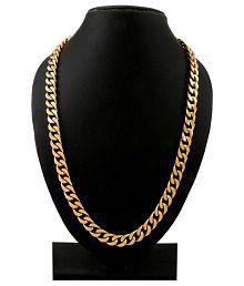 J S Imitation Golden Chains For Men