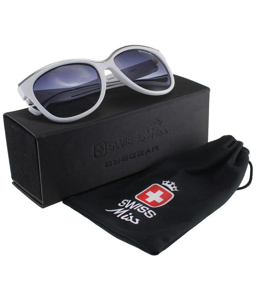 c55ebb513bf Swiss Military Black Cat Eye Sunglasses ( SMS5 ) - Buy Swiss ...
