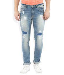 [Image: Spykar-Blue-Slim-Fit-Jeans-SDL841439896-1-4954c.jpg]