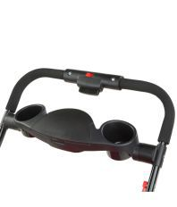 Luv Lap Baby Stroller Pram Sports Blue/Black - 18160
