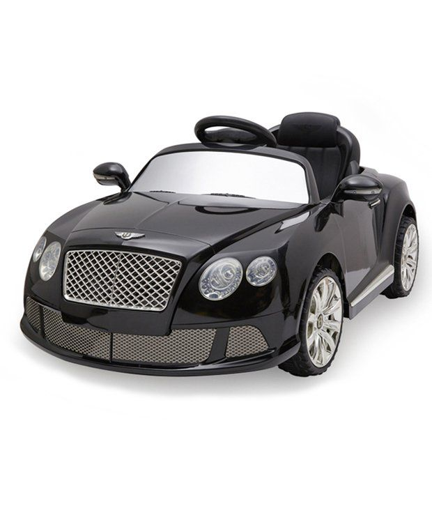 Happy Kids Officially Licensed Bentley Ride-On Car