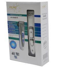 Akari 8008 Smart Cordless Clipper For Men